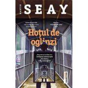 Hotul de oglinzi ( Editura: Trei, Autor: Martin Seay, ISBN 978-606-719-936-9 )