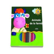 Animale de la ferma ( Editura: Prut International, ISBN 978-9975-54-075-9)