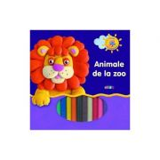 Animale de la zoo ( Editura: Prut International, ISBN 9789975540766)