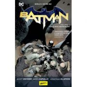 Batman #1. Conclavul bufnițelor ( Editura: ART Grup editorial, Autor: Scott Snyder, ISBN 9786067105025 )