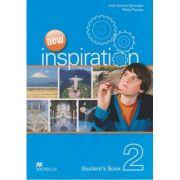 New Inspiration 2 Student's Book ( Editura: Macmillan, Autor(i): Judy Garton-Sprenger, Philip Prowse ISBN 978-0-230-40848-7 )
