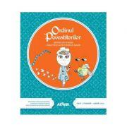 Ordinul povestitorilor #6. Revista de scriere creativa si alte forme de magie ( Editura: Arthur, Autor: Adina Popescu (coordonator), ISBN 789-606-788-270-2)