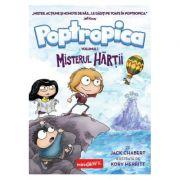 Poptropica. Volumul 1. Misterul hartii ( Editura: Arthur, Autor: Jack Chabert, ISBN 978-606-788-186-8)