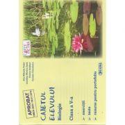 Caietul Elevului Biologie pentru clasa a 5 a ( Editura: Sigma, Autor(i): Atia Mihaela Fodor, Leontina Monica Suna, Viorica Boldisor Carmen Ciuculescu ISBN 978-606-727-255-0 )