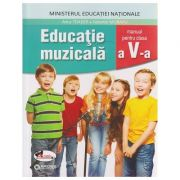 Educatie muzicala manual pentru clasa a 5 a + CD ( Editura: Aramis, Autor(i): Anca Toader, Valentin Moraru ISBN 978-606-706-629-6 )