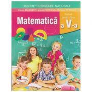 Matematica Manual pentru clasa a V a + CD ( Editura: Aramis, Autor (i): Mona Marinescu, Ioan Pelteacu, Elefterie Petrescu ISBN 978-606-706-631-9 )