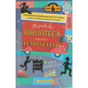 Olimpiada din Biblioteca Domnului Lemoncello ( Editura: Corint Junior, Autor: Chris Grabenstein, ISBN 978-973-128-698-3 )