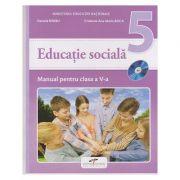 Educatie sociala Manual pentru clasa a V-a ( Editura: CD Press, Autori: Daniela Barbu, Cristiana Ana-Maria Boca ISBN 978-606-528-364-0 )