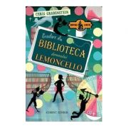 Evadare din Biblioteca Domnului Lemoncello ( Editura: Corint Junior, Autor: Chris Grabenstein ISBN 978-973-128-608-2 )