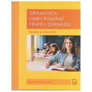 Gramatica limbii romane pentru gimnaziu. Teorie si aplicatii ( Editura: Booklet, Autor: Daniela Corina Iorga, ISBN 978-606-590-571-9 )
