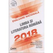 Limba si literatura romana Evaluare Nationala 2018 ( Editura: Corint Books, Autori: Viorica Avram, Mihaela Daniela Cirstea ISBN 9786067931846)