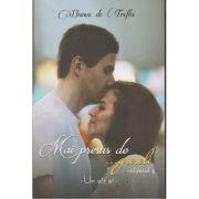 Mai presus de... greseli. Mai presus de el - volumul 3 (Editura: Bookzone, Autor: Dama de Trefla, ISBN 978-606-94310-0-9)