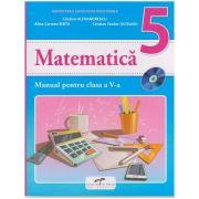 Matematica. Manual pentru clasa a V-a ( Editura: CD Press, Autori: Cristian Alexandrescu, Alina Carmen Birta, Cristian Teodor Olteanu ISBN 978-606-528-367-1 )