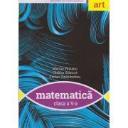 Matematica Manual pentru clasa a V-a +CD ( Editura: Art Grup editorial, Autori: Marius Perianu, Catalin Stanica, Stefan Smarandoiu ISBN 978-606-710-496-7 )
