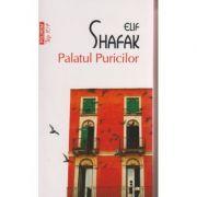 Palatul Puricilor( Editura: Polirom, Autor: Elif Shafak, ISBN 978-973-46-6922-6 )