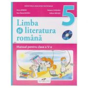 Limba si literatura romana. Manual pentru clasa a V-a ( Editura: CD Press, Autori: Anca Serban, Roxana Ciobanu, Ana-Maria Barau, Iuliana Baiasu ISBN 978-606-528-366-4 )