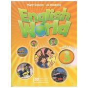 English World 3 Pupil's Book with eBook ( Editura: Macmillan Education, Autori: Mary Bowen, Liz Hocking ISBN 978-1-786-32707-9 )