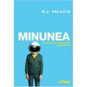 Minunea ( Editura: Arthur, autor: R. J. Palacio ISBN: 9786067882872)