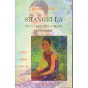 Shangri-la. Frumusetea fara margini a Divinului. Calea catre fericire ( Editura: Dharana, Autor: Marius Ghidel, ISBN 978-973-8975-91-0 )