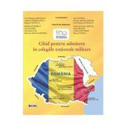 Ghid pentru admitere în colegiile nationale militare ( Editura: Sigma, Autor: Liviu-Marilen Lungulescu, Dorin Petrica ISBN 978-606-727-266-6 )