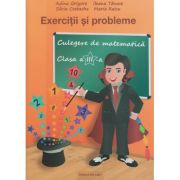 Exercitii si probleme culegere de matematica pentru clasa a III a ( Editura: Ars Libri, Autor: Adina Grigore, ileana Tanase, Silvia Costache, Maria Raicu ISBN 978-606-36-0567-3 )