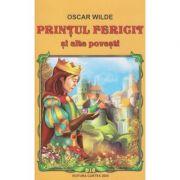 Printul fericit si alte povesti ( Editura: Cartex, Autor: Oscar Wilde ISBN 978-973-104-720-1 )