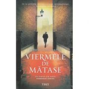 Viermele de matase ( Editura: Trei, Autor: Robert Galbraith ISBN 978-606-719-180-6 )