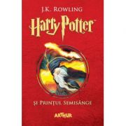 Harry Potter si printul semisange vol 6 ( Editura: Art Grup Editorial, Autor: J. K. Rowling ISBN 978-606-788-339-8)