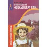 Aventurile lui Huckleberry Finn (Editura Astro, Autor: Mark Twain, ISBN 978-606-8148-81-6)