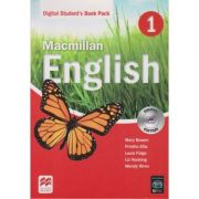 Macmillan English 1 Digital Student s Book Pack ( Editura: Macmillan, Autor(i): Mary Bowen, Printha Ellis, Louis Fidge, Liz Hocking, Wendy Wren ISBN 978-0-230-49999-7 )