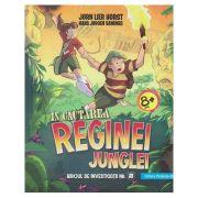 In cautarea Reginei junglei (Editura: Paralela 45, Autor(i): Jorn Lier Horst, Hans Jorgen Sandnes ISBN 978-973-47-2684-4 )