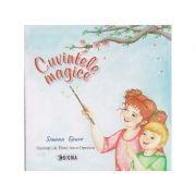 Cuvintele magice(Editura: Sigms, Autor: Simona Epure ISBN 9786067272734 )