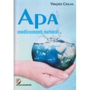 Apa medicament natural ( Editura: Universitara, Autor: Virginia Ciocan ISBN 978-606-28-0761-0 )