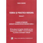 Teoria si practica Nursing Volumul I ( Editura: Viata Medicala, Autor: Vasile Baghiu ISBN 978-973-160-104-5 )