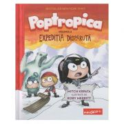 Poptropica volumul 2 Expeditia disparuta(Editura: Art, Autor(i): MItch Krapata, Kory Merrit ISBN 978-606-788-362-2 )
