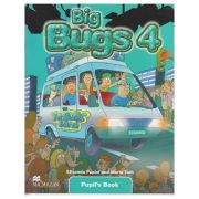 Big Bugs 4 Pupil's book ( Editura Macmillan, Autori: Elisenda Papiol, Maria Toth isbn: 978-1-4050-6199-5 )