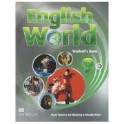 English World 9 Student's Book( Editura: Macmillan, Autori: Mary Bowen, Liz Hocking&Wendy Wren, ISBN 978-0-230-03254-5 )
