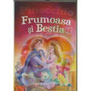 2 povesti clasice: Pinocchio/Frumoasa si Bestia( Editura: Girasol ISBN 978-606-525-942-3