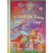 2 povesti clasice: Scufita Rosie/Alice in tara Minunilor (Editura: Girasol ISBN 978-606-525-945-4 )