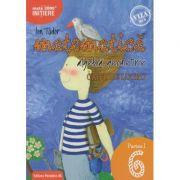 Matematica - initiere: Algebra, geometrie caiet de lucru pentru clasa a 6 a Partea 1 (Editura: Paralela 45, Autor: Ion Tudor ISBN 9789734727551 )