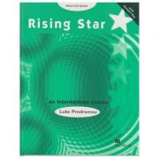 Rising Star. An Intermediate Course. Practice Book with Answer Key( editura: Macmillan, autor: Luke Prodromou, ISBN 978-0-333-95344-0)