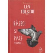 Razboi si Pace( Volumul I+Volumul II )(Editura: Art, Autor: Lev Tolstoi ISBN 9786067105223 )