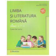 Limba si literatura romana clasa a 5 a caiet de lucru (Editura: Booklet, Autor(i): Mimi Gramnea, Margareta Onofrei ISBN 978-606-590-582-5 )