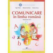 Comunicare in limba romana Manual pentru clasa I(Paraiala)(Editura: Didactica si Pedagogica, Autor(i): Olga Paraiala, Mihaela Ada Radu, Rodica Chiran ISBN 9786063105982)