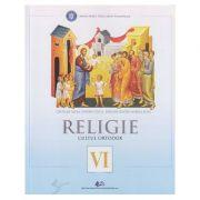 Religie Cultul Ortodox, Manual pentru clasa a VI a (Alexa)(Editura: Didactica si Pedagogica, Autor(i): Cristian Alexa, Sorina Ciuca, Dragos Ionita, Mirela Sova ISBN 978-606-31-0611-8)
