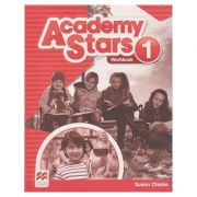 Academy Stars 1 Workbook (Editura: Macmillan, Autor: Susan Clarke ISBN 9780230490963 )