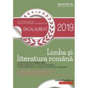Limba si literatura romana. BAC 2019 Profil REAL ( Editura: Paralela 45, Autor: Dorica Boltasu-Nicolae, Dragos SiIviu Paduraru ISBN 978-973-47-2791-9 )