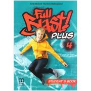 Full Blast! Plus 4 Student's Book ( Editura: MM Publications, Autori: H. Q. Mitchell, Marileni Malkogianni ISBN 978-618-05-2131-3)