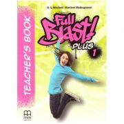 Full Blast Plus 1 Teacher's book ( Editura: MM Publications, Autori: H. Q. Mitchell, Marileni Malkogianni ISBN 978-618-05-2340-9 )