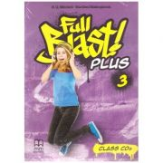 Full Blast! Plus 3 Class CDs ( Editura: MM Publications, Autori: H. Q. Mitchell, Marileni Malkogianni ISBN 978-618-05-2288-4)